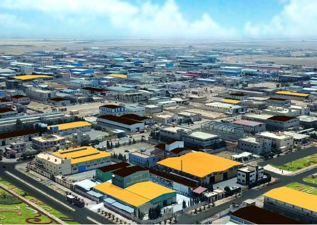 الإيرادات الاستثمارية الصافية للمدن الصناعية الثلاث تتجاوز الـ /12/ مليار  ليرة - بانوراما سورية